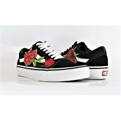VANS OLD SKOOL CUSTUM FIORE