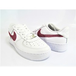 NIKE AIR FORCE 1 (GS) BAFFO...