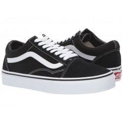 VANS OLD SKOOL BLACK/WHITE...