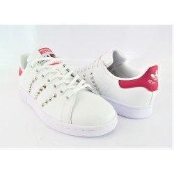 STAN SMITH LOGO ROSA...