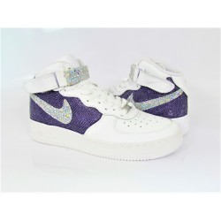 NIKE AIR FORCE 1MID CUSTOMIZED